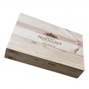 Ch. Pedesclaux veinikast